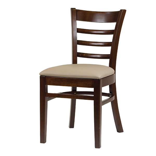 Dining Furniture Manufacturers: Washington Solid Beech Dining Chair With Upholstered Seat
