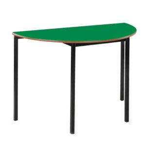Semi-Circular Classroom Tables